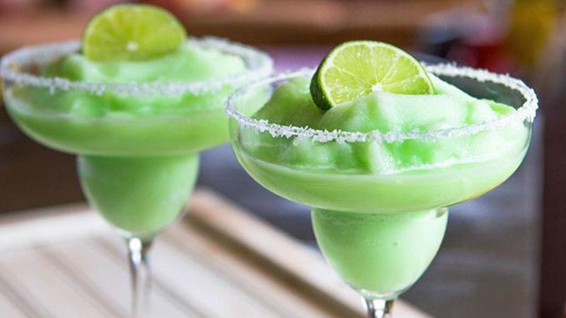 Fro Yo Margaritas