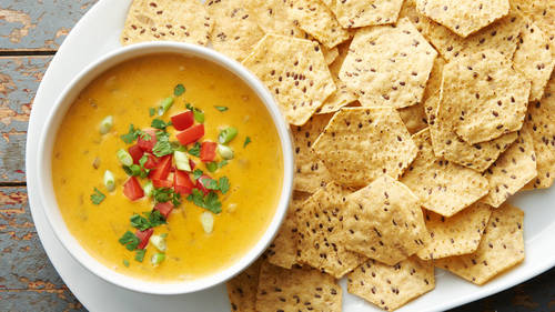 3 Ingredient Queso Dip