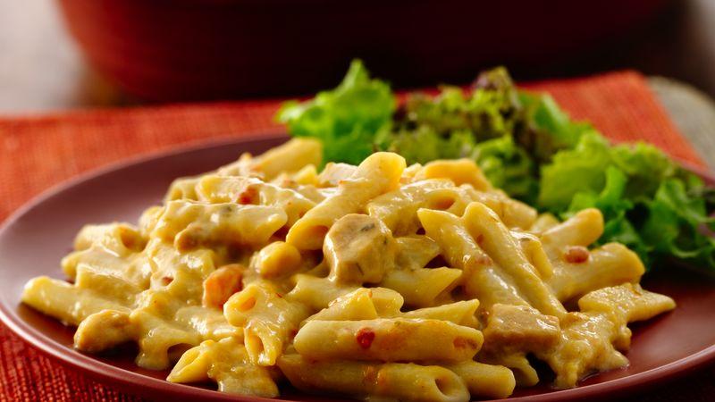 Gluten-Free Tex Mex Mac and Cheese