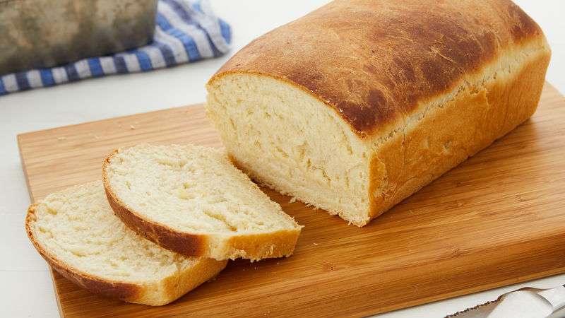Make-Ahead Potato Bread