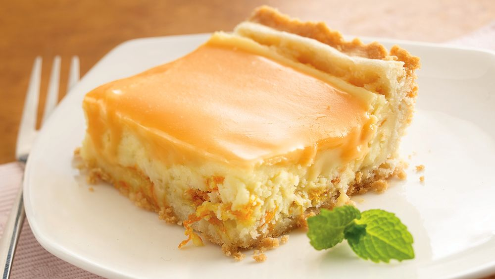 Cream Cheese Orange Pound Cake