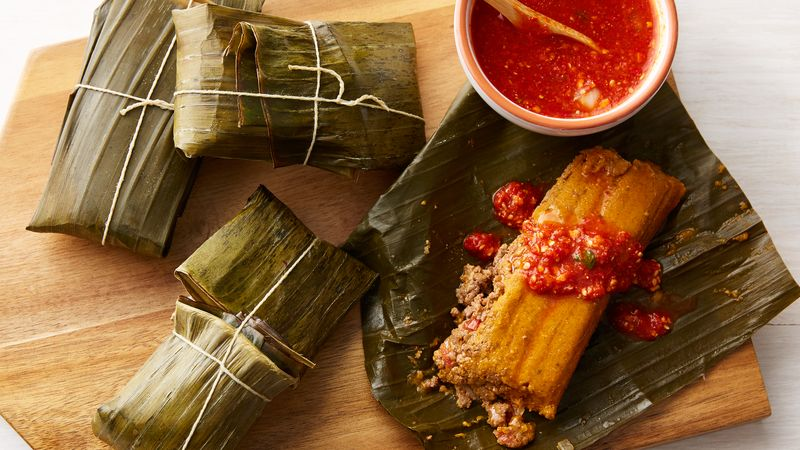 Dominican Tamales