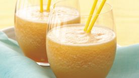 Frosty Guava-Peach Sippers