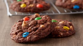 Brownie Monster Cookies