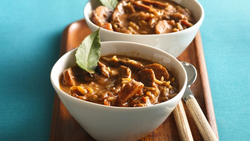 West African Peanut-Chicken Stew
