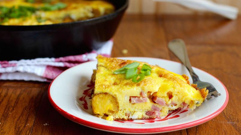 Plantain Omelet