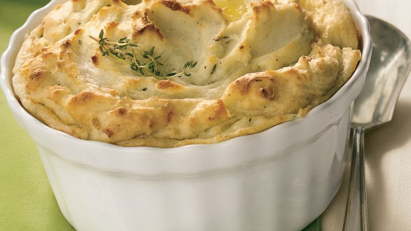 Brie Mashed Potatoes