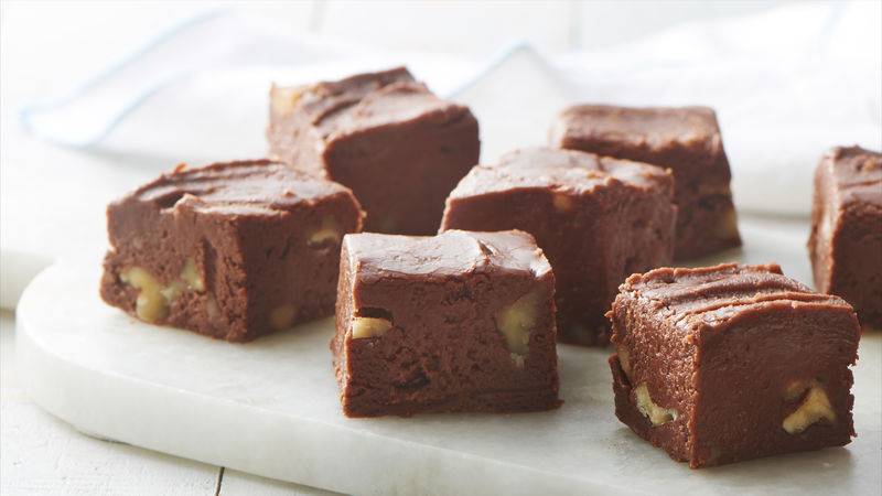 Chocolate Fudge Recipe Bettycrocker Com