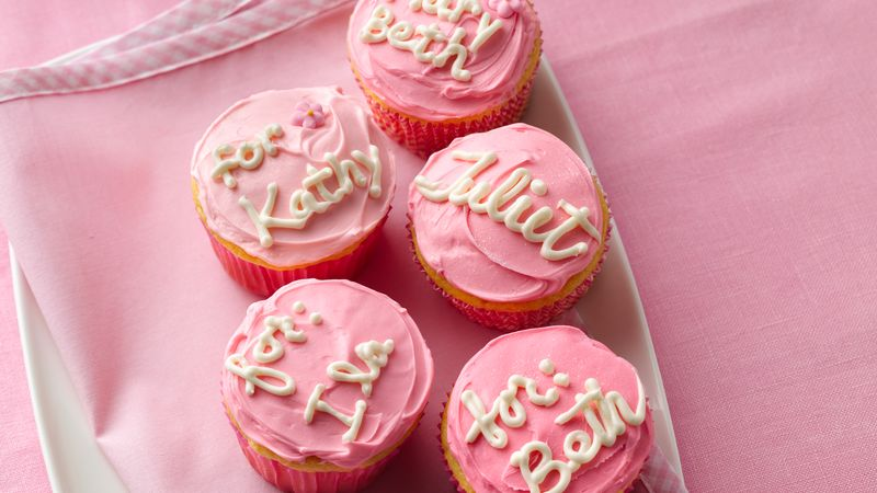Message for Hope Cupcakes