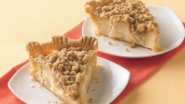 Dutch Pear Pie