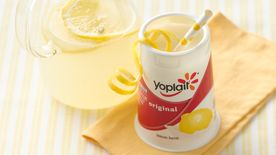 Lemonade Drinkable Yogurt