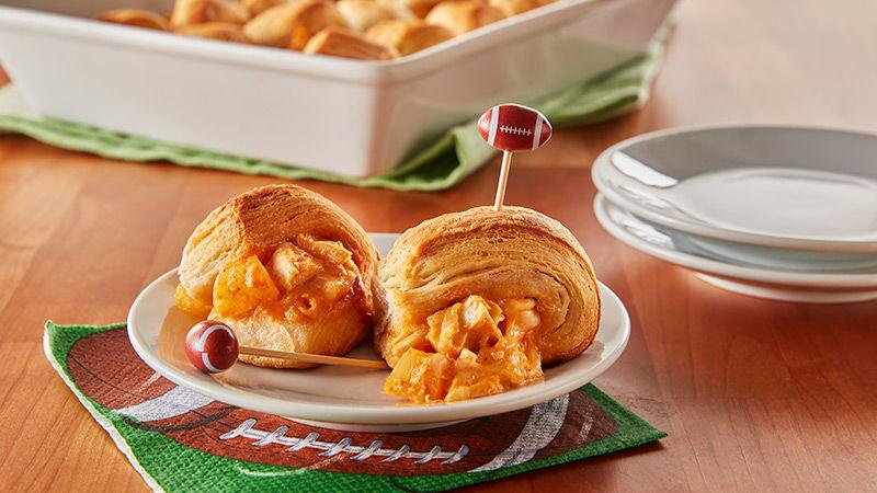 Crowd-Pleasing Spicy Chicken Biscuit Sliders