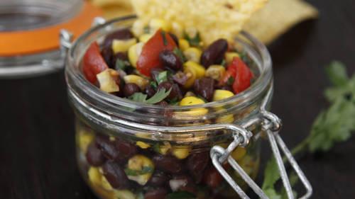 Corn and Black Bean Salsa image