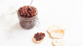 Easy Skillet Bacon Jam