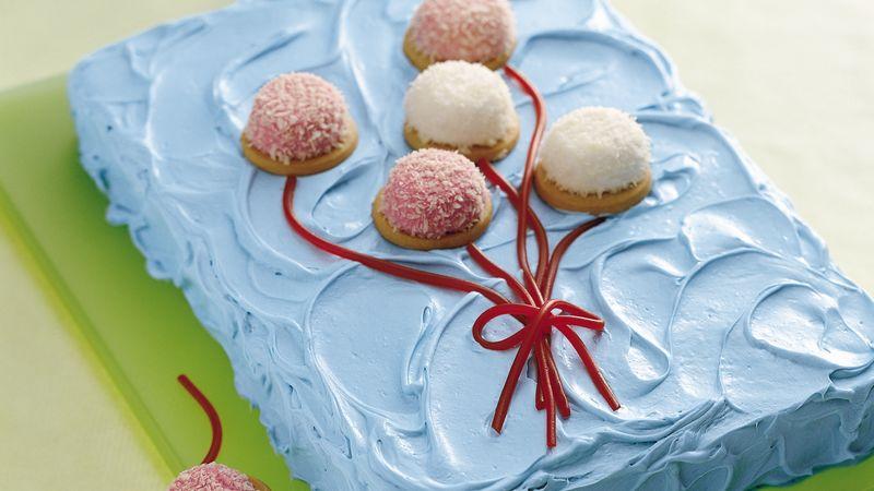 Balloon Fun Cake