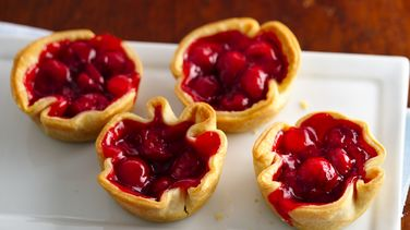 Cherry Pie Cups