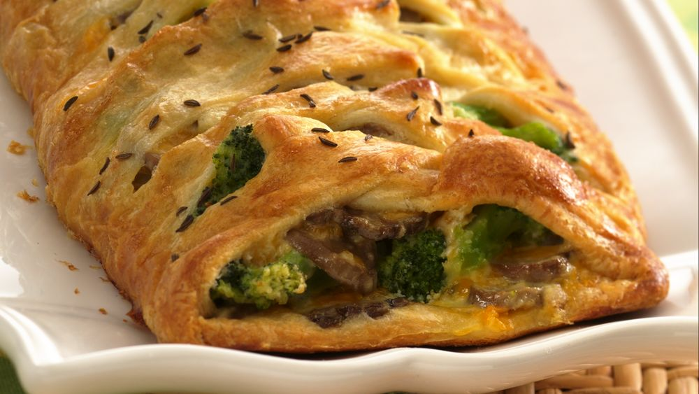 Broccoli Brunch Braid