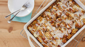 Overnight Breakfast Bake