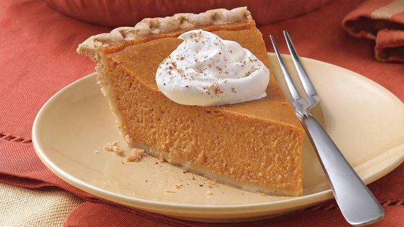 Easiest-Ever Pumpkin Pie