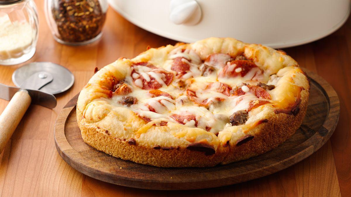 Pizza Cones How To Pillsburycom