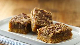 Pecan Pie Surprise Bars