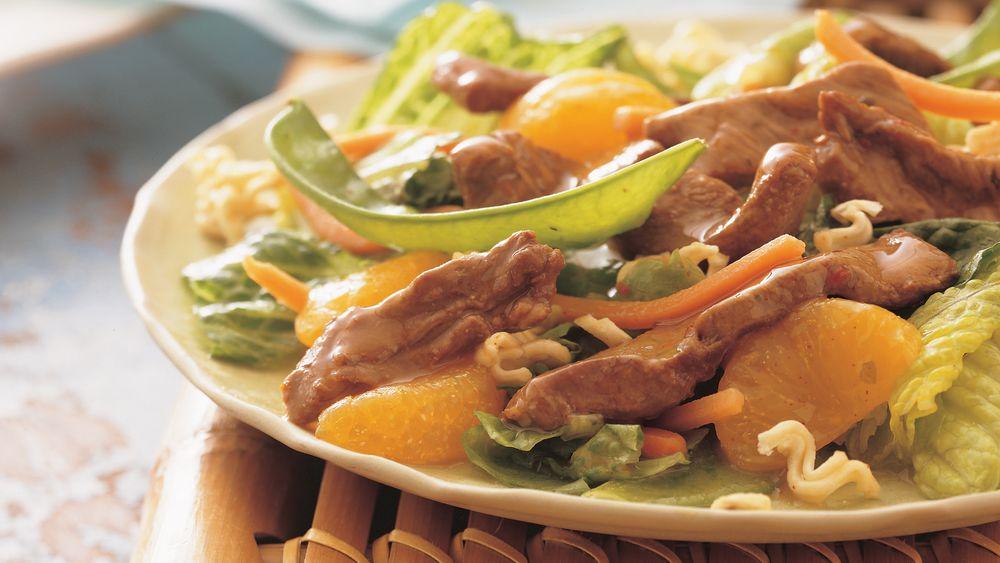 Asian Steak Salad