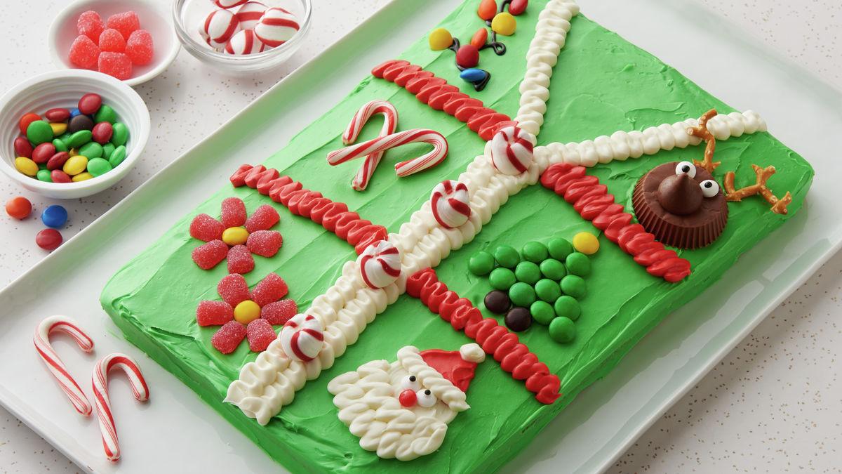 Christmas Dessert Recipes Bettycrocker Com