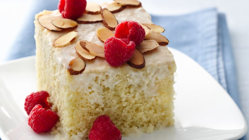 Lactose Free Tres Leches Cake