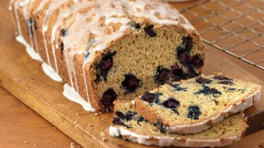 Fiber One® Blueberry-Orange Bread