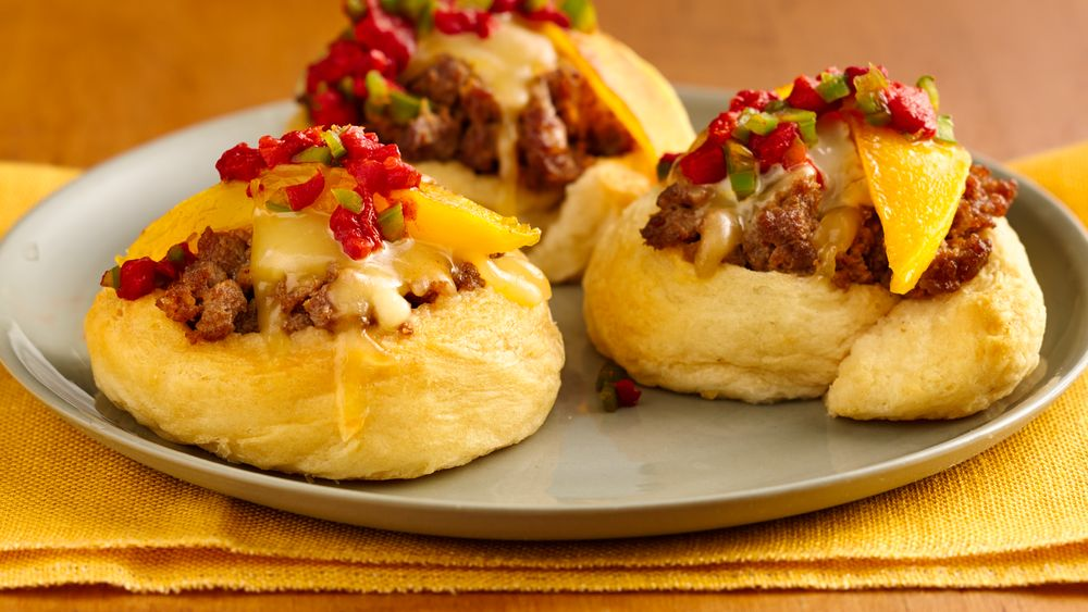 Chorizo Party Appetizers Recipe From Pillsbury Com