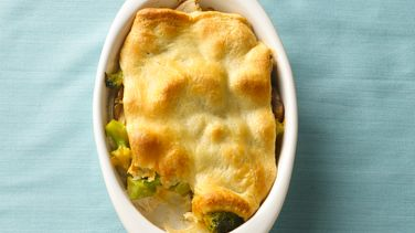 Chicken-Broccoli au Gratin