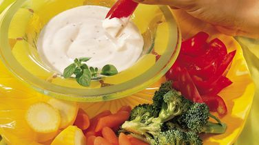 Zippy Vegetable Dip