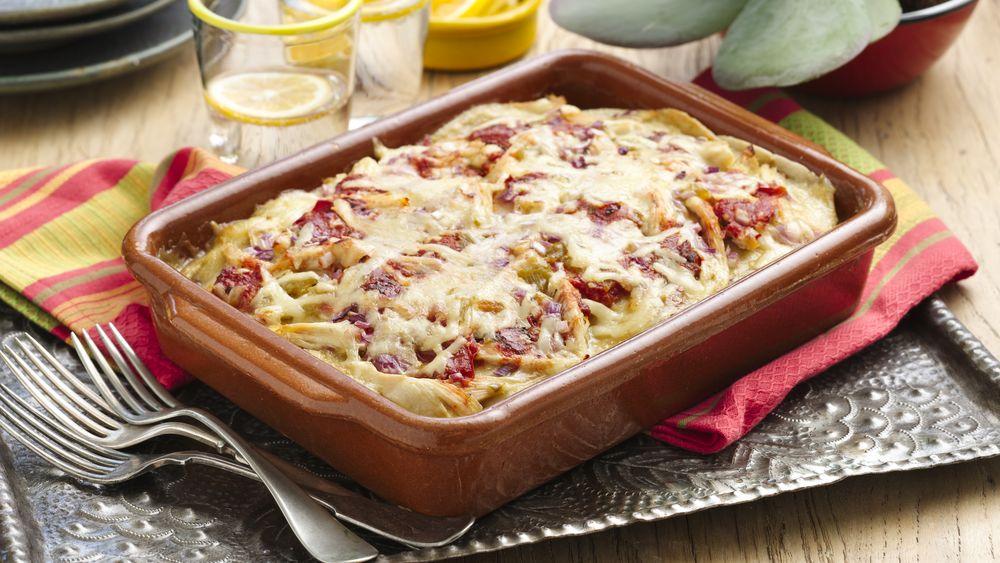 Mexican Lasagna Verde