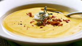 Root Veggie Bisque