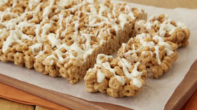 Pumpkin Spice Cheerios™ Cereal Bars