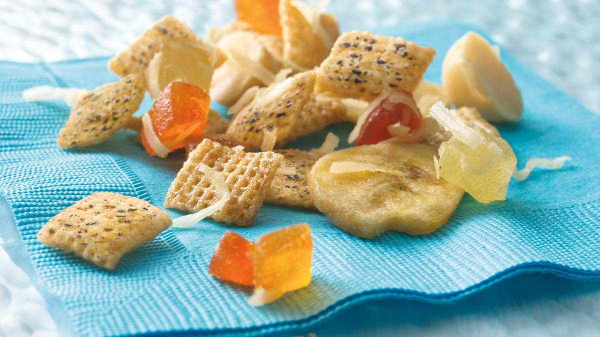 Blueberry Tropical Chex™ Snack Mix (Gluten Free)