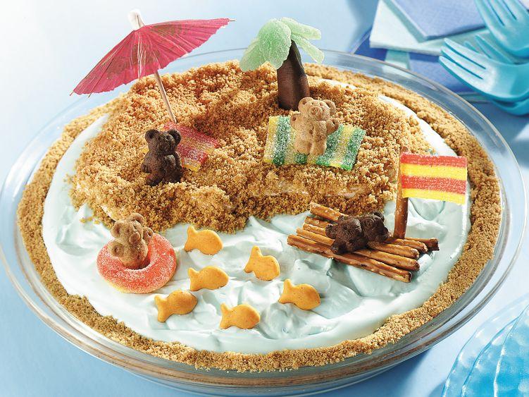 Castaway Island Pie