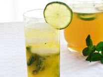 Mint Passion Punch