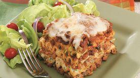 beef and spinach lasagna roll ups recipe pillsbury com rh pillsbury com