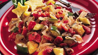 Winter Portobello Ratatouille