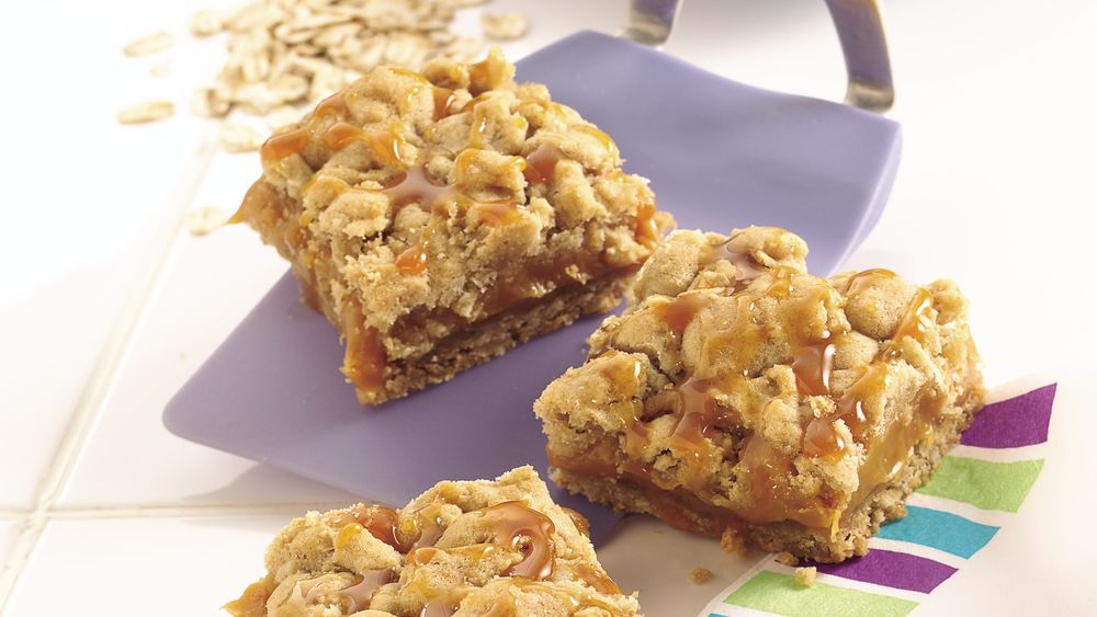 Simple Dulce De Leche Bars