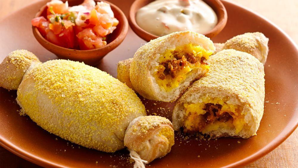 Fiesta Baked Tamales