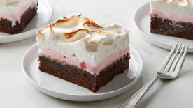 Easy Baked Alaska Recipe Bettycrocker Com