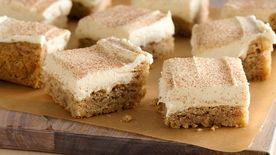 4-Ingredient Snickerdoodle Bars