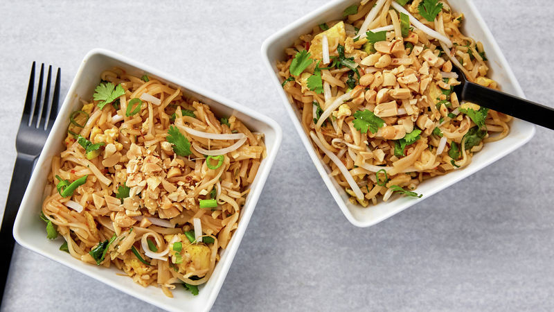 Super Easy Pad Thai Recipe Tablespoon Com