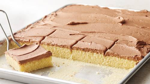 16 Of The Best Sheet Cake Recipes Tablespoon Com