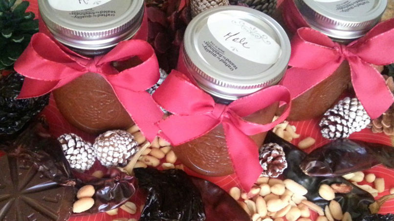 Mole Sauce in Gift Jars