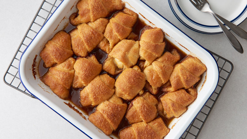 Easy And Delicious Apple Dumplings
