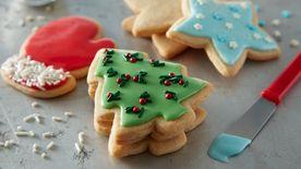 Classic Christmas Sugar Cookie Cutouts Recipe Bettycrocker Com