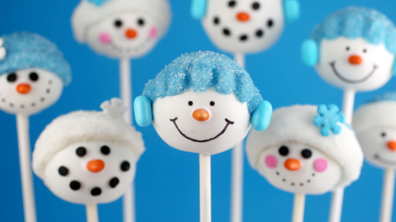 Bakerella Cake Pop Recipe